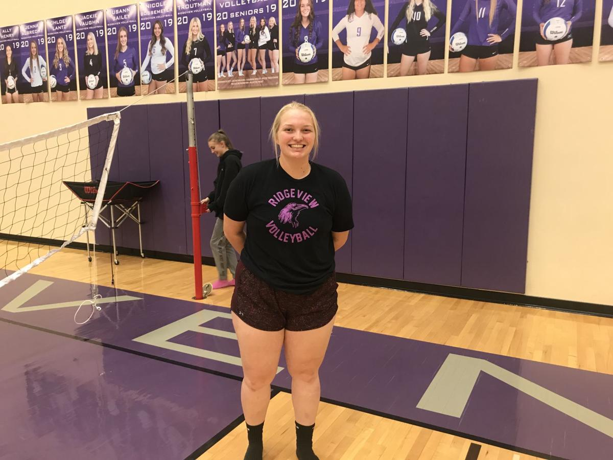 Ridgeview looking to top 2018 volleyball performance