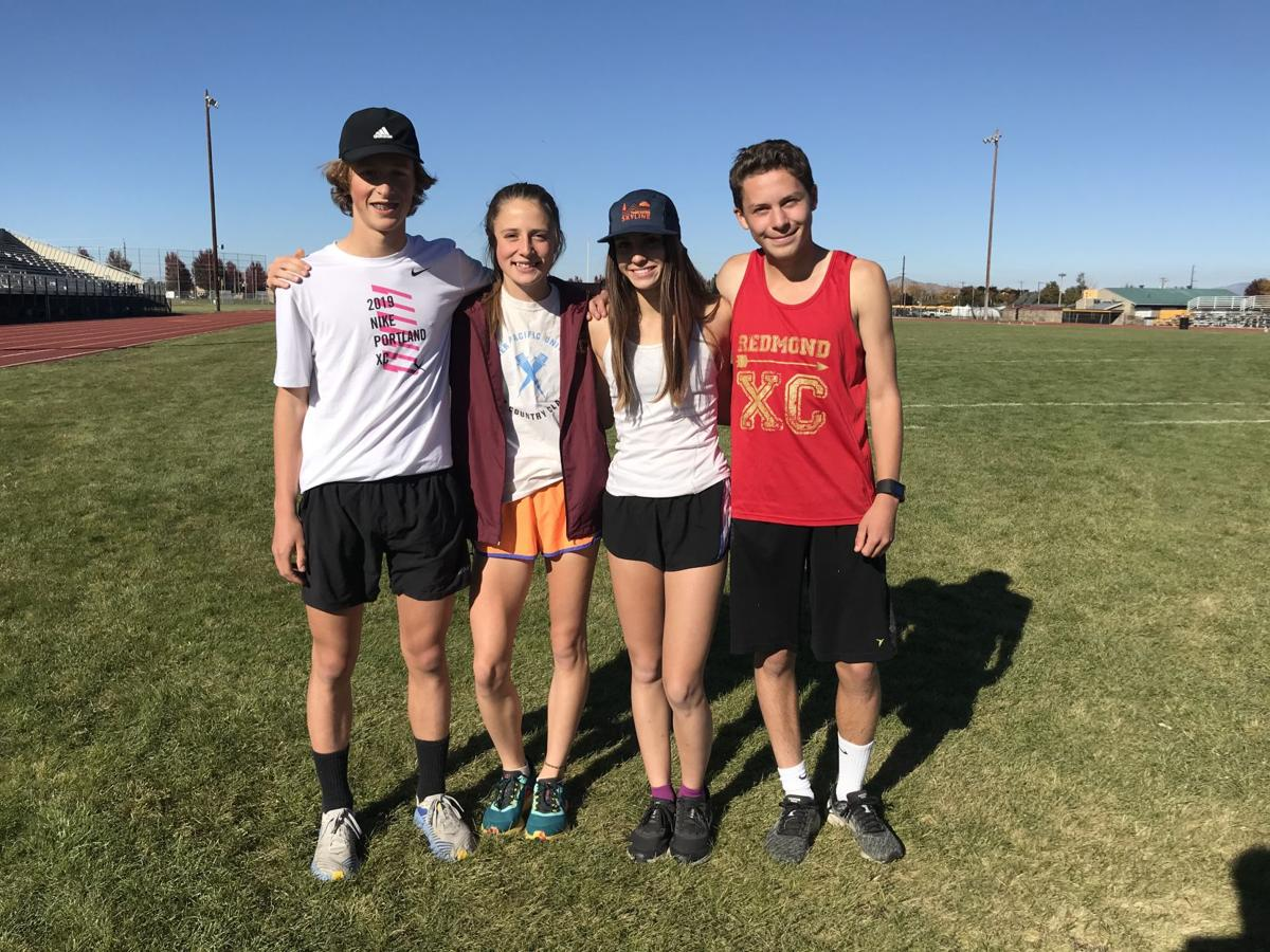 Redmond cross country feels good about getting runners to state