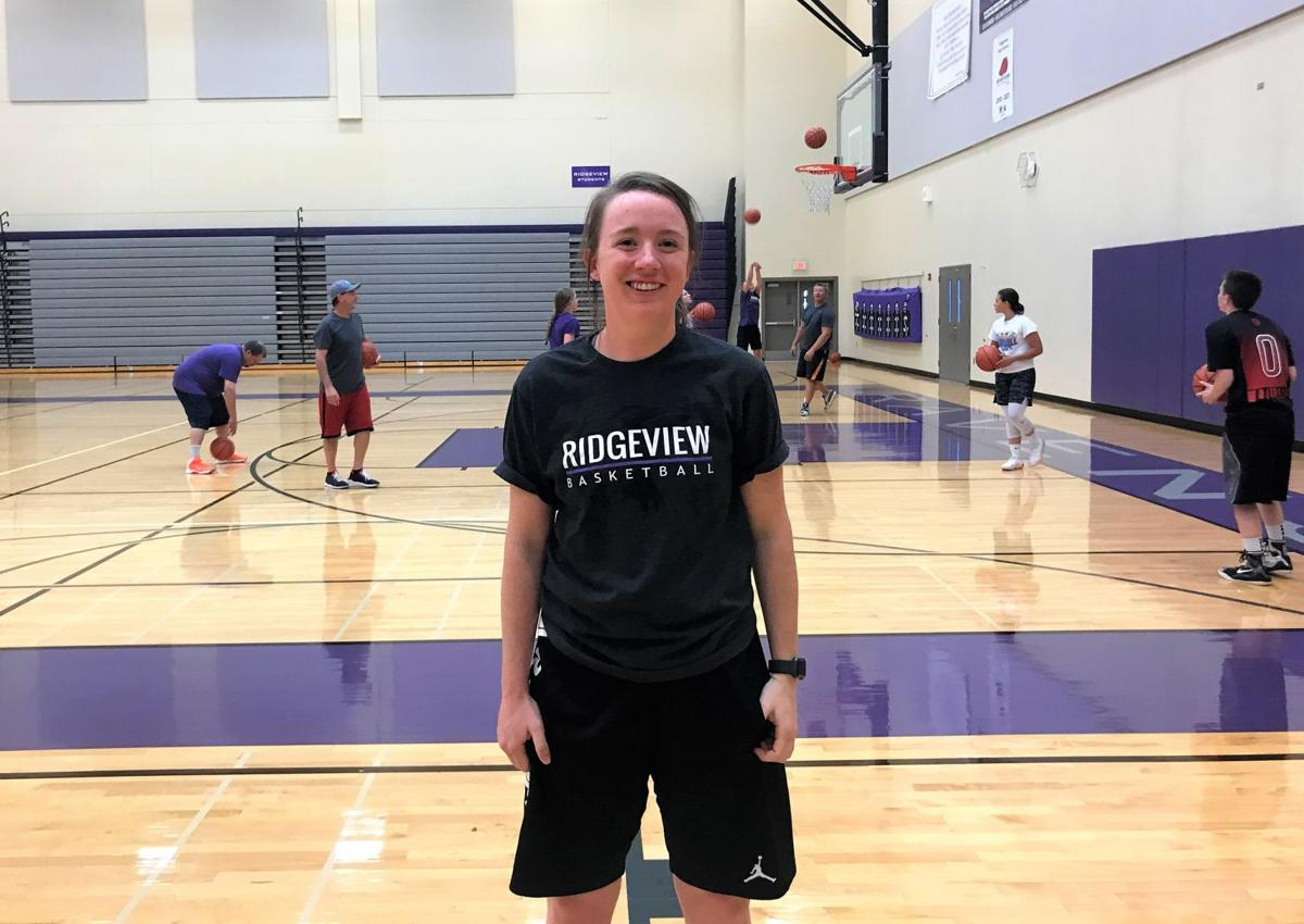 Ridgeview girls basketball team gets more Love