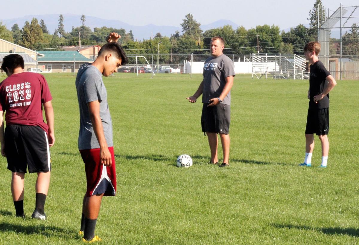 New coach bringing new attitude to Redmond soccer