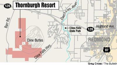 Thornburgh plans pick up speed with public hearing in Deschutes