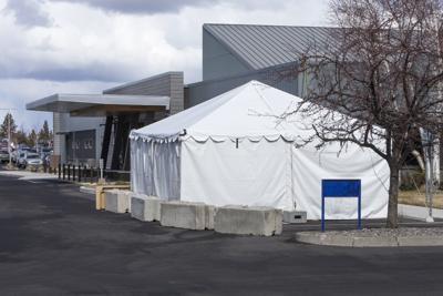 Surge Tent