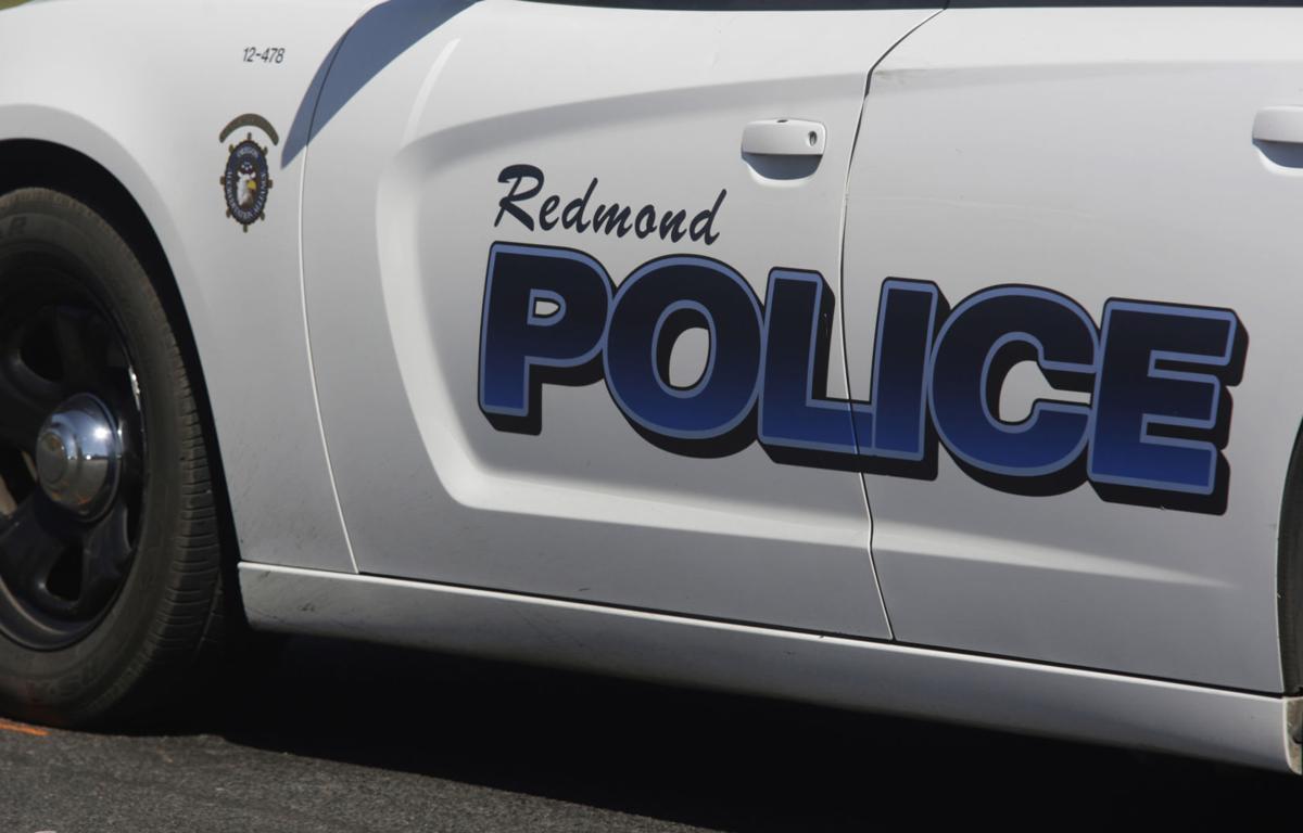 Redmond police car