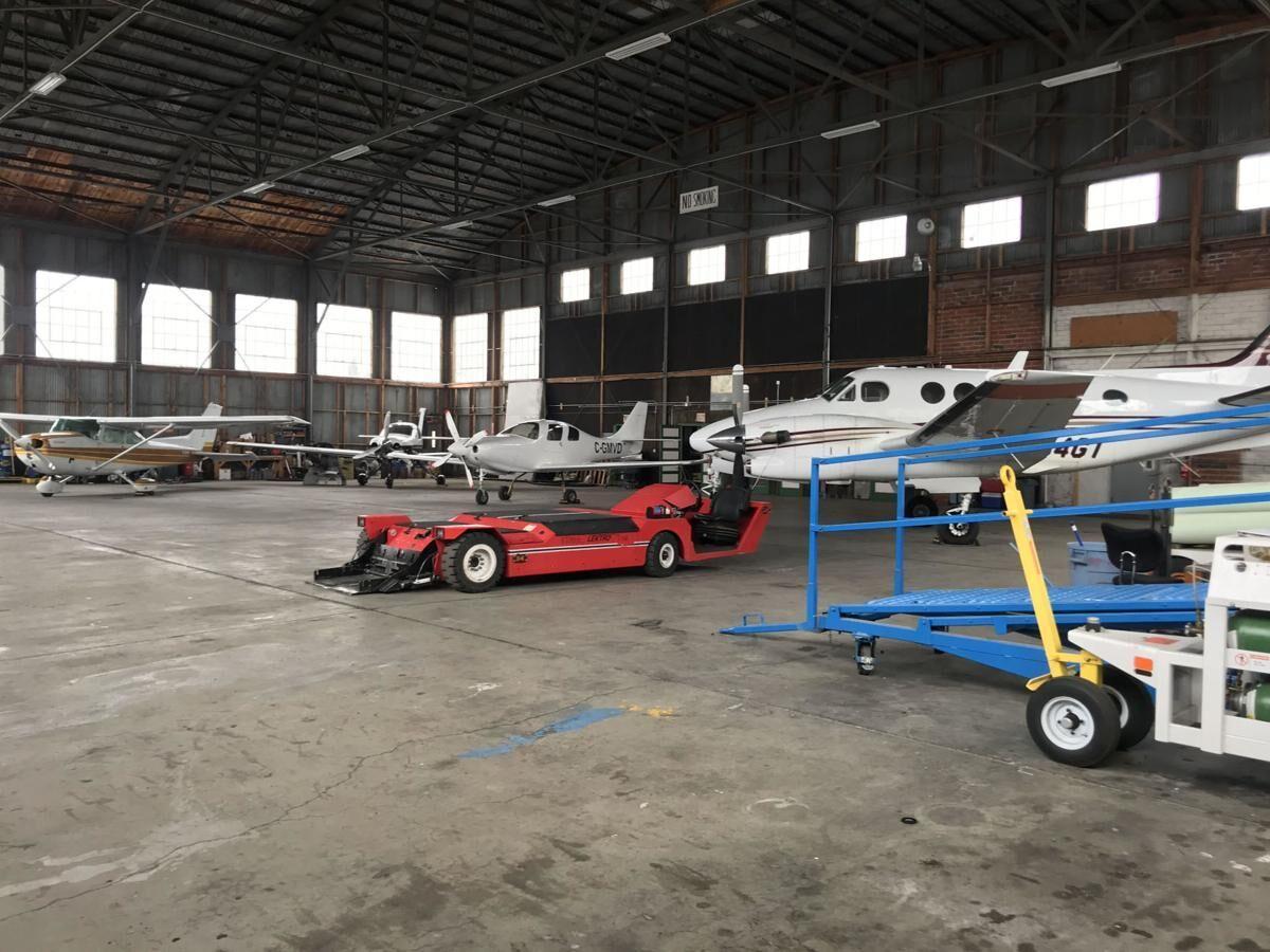 Leading Edge Jet Center