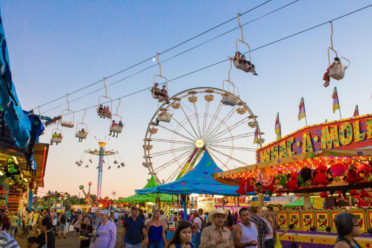 Oregon State Fair celebrates 150 years (copy) (copy)