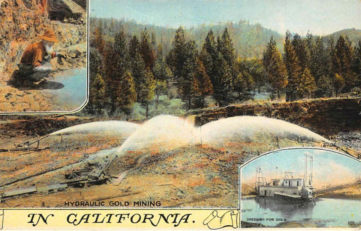 Offbeat Oregon: Chasing a golden rumor, prospectors turned their backs on a fortune — twice