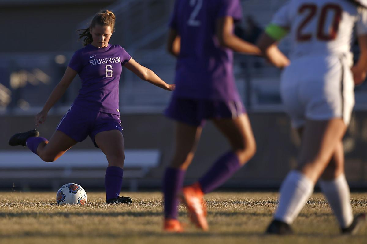 Ridgeview girls soccer ready for success in the playoffs