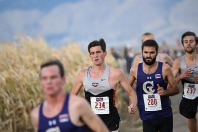 Redmond grad leads college cross country team by example