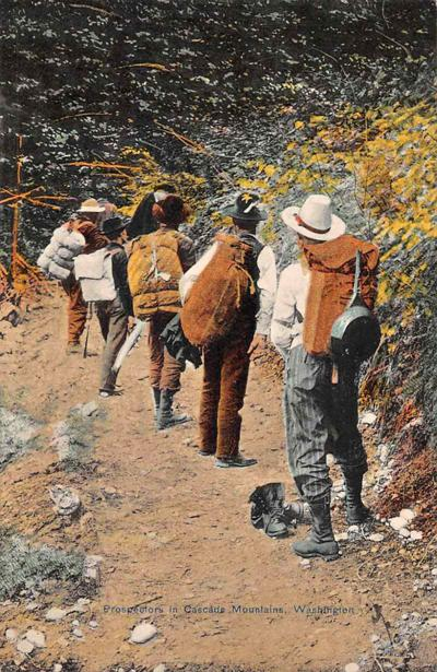 """Offbeat Oregon: Oregon's """"Miner 29ers"""" beat the Great Depression with a gold pan"""