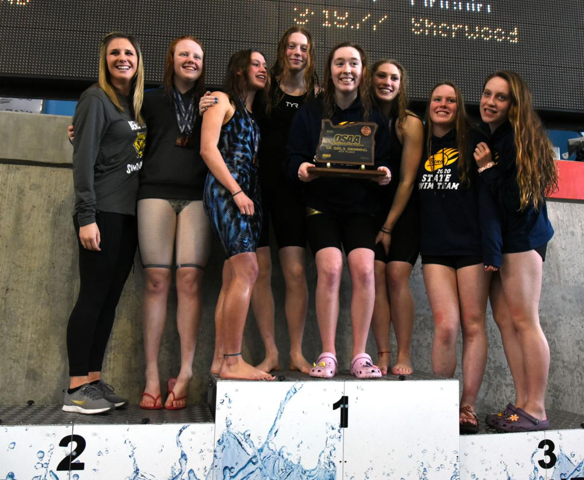 Redmond's Ryan Konop brings home 5A state 100 freestyle swimming title
