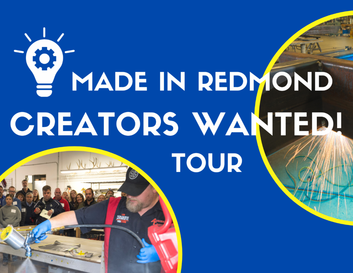 8th Annual Made In Redmond Tour