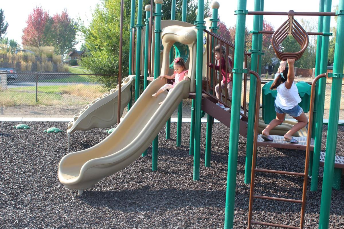 St. Thomas Academy Playground 1