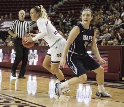 Women's basketball remains focused heading into their season opener against Virginia