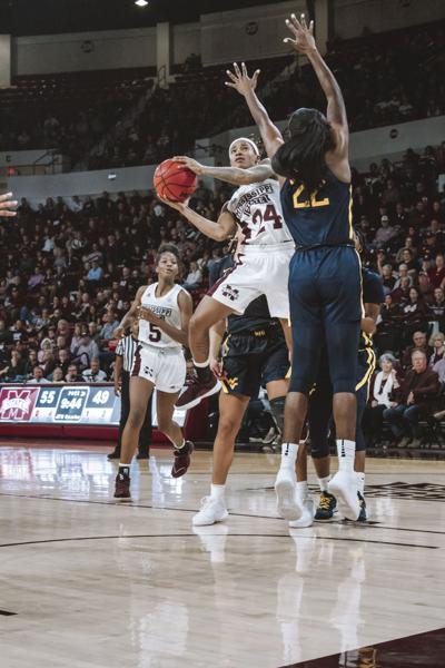 Jordan Danberry reflects on her final home game
