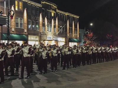 Starkville, MSU collaborate for annual Christmas Parade