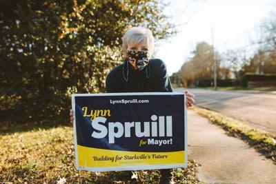 Starkville mayor Lynn Spruill runs unopposed for second term