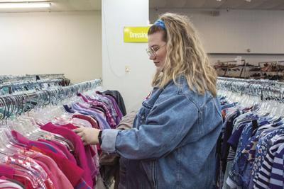 Starkville shoppers can find fall fashion at secondhand stores