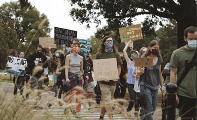 Second annual climate march features range of speakers