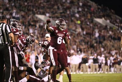 Starkville native steps up in game against No. 1 Alabama