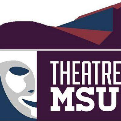 The logo for Theatre MSU