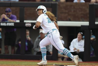 Softball loses series despite strong start