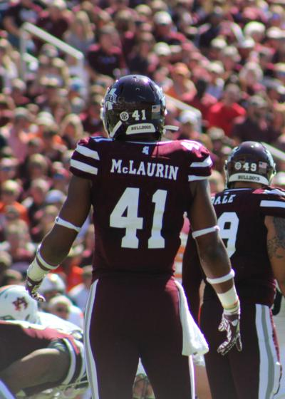 super popular 911bd 2c3aa Mclaurin makes most of opportunities | Sports | reflector ...