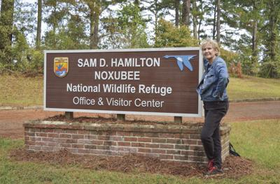 Annual program brings artists to the Refuge