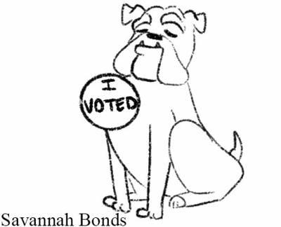 Bulldog Voted