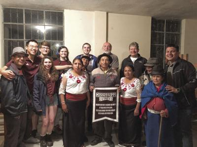 Engineers Without Borders wins award for work in Ecuadorian village
