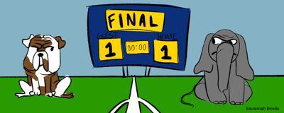 Soccer Tie Game