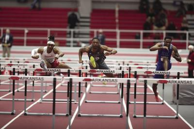 Henderson hurdles past records and barriers