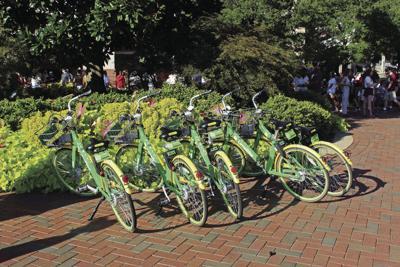 Lime looks to extend bike program to Starkville