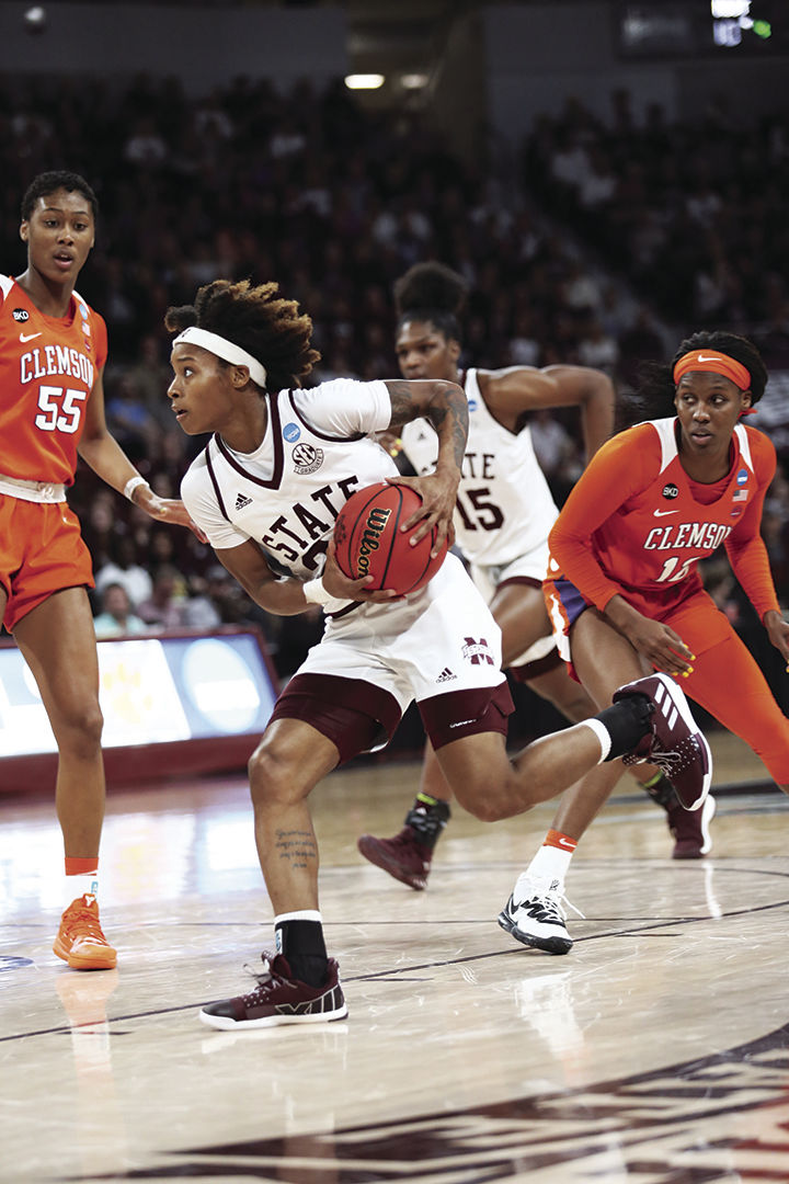 Lady Bulldogs dominate in first round of tournament