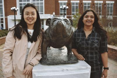 International students and MSU mutually exchange experiences