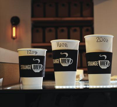 Strange Brew named finalist in business contest