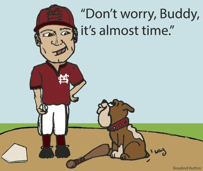 Jake Mangum Baseball
