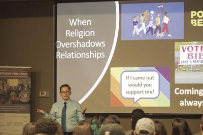 'Conditionally Accepted' talk explores Mississippi Christians' beliefs on gay rights