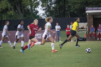 Soccer Dawgs fall to the University of Georgia in overtime