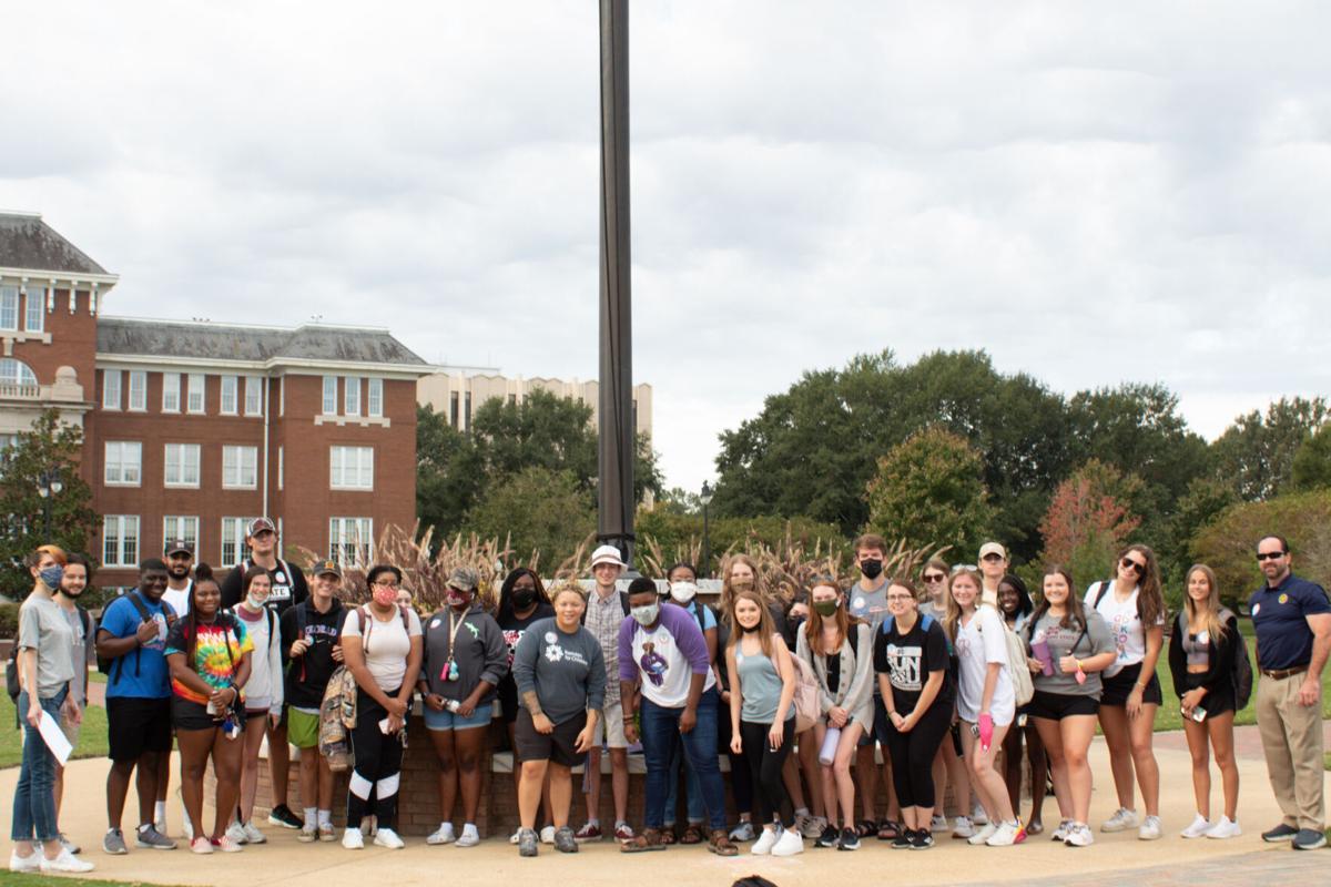 Legislative process class urges students to vote