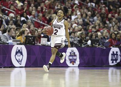 Palmer: Memorable Morgan and her shot that knocked UConn from the top