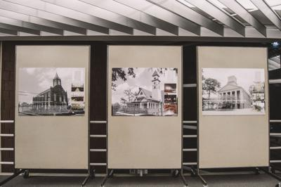 Architecture exhibit explores history of African American churches
