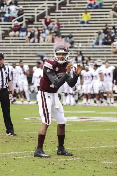 Spring game gives Bulldogs chance to improve