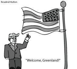 Buying Greenland