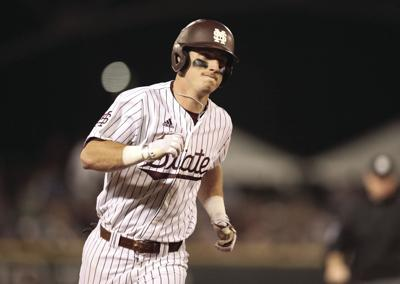 """""""Camaraderie:"""" Brent Rooker discusses time as a Bulldog before the big leagues"""