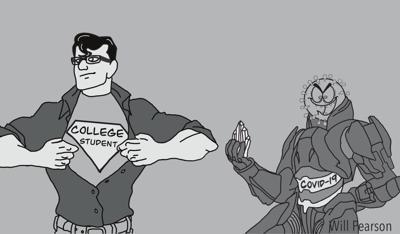 super college student