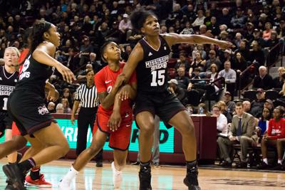 McCowan, No. 4 MSU dominate Ole Miss in front of big crowd