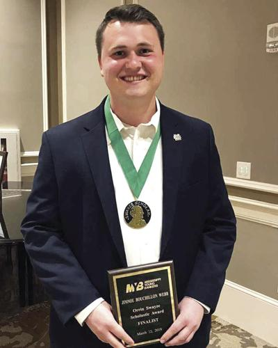 MSU finance student named Orrin Swayze award winner