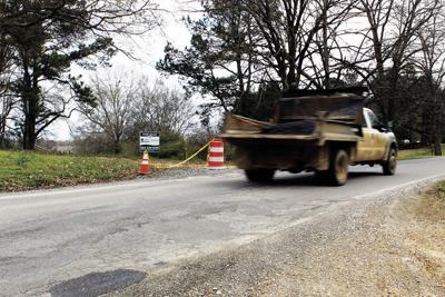 Blackjack Road is one step closer to being fixed