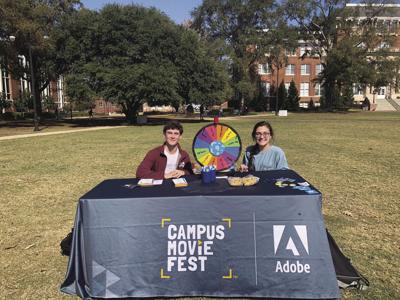 Campus Movie Fest encourages students to create their own films