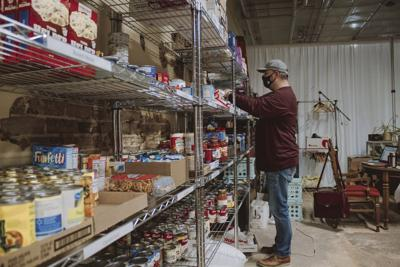 """Starkville Strong"" provides food and necessities for those in need"